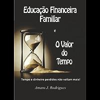 O Valor do Tempo e da Educação Financeira Familiar: Tempo e dinheiro perdidos não voltam mais!