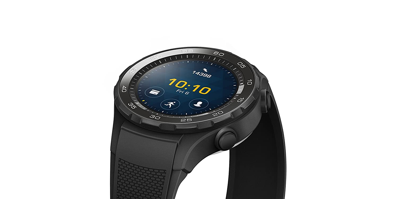 huawei watch 2 carbon black android wear 2 0 us warranty