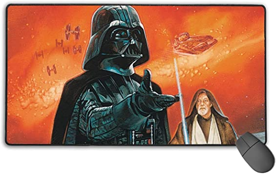 Gaming Mouse Mat Star Wars Mousepad Multiple Sizes