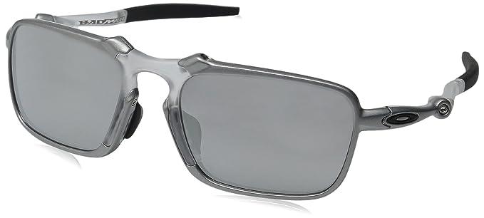 0c269b4525 Amazon.com  Oakley Mens Badman Sunglasses