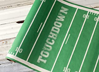 product image for Hester and Cook Touchdown Paper Table Runner 25 Foot American Made