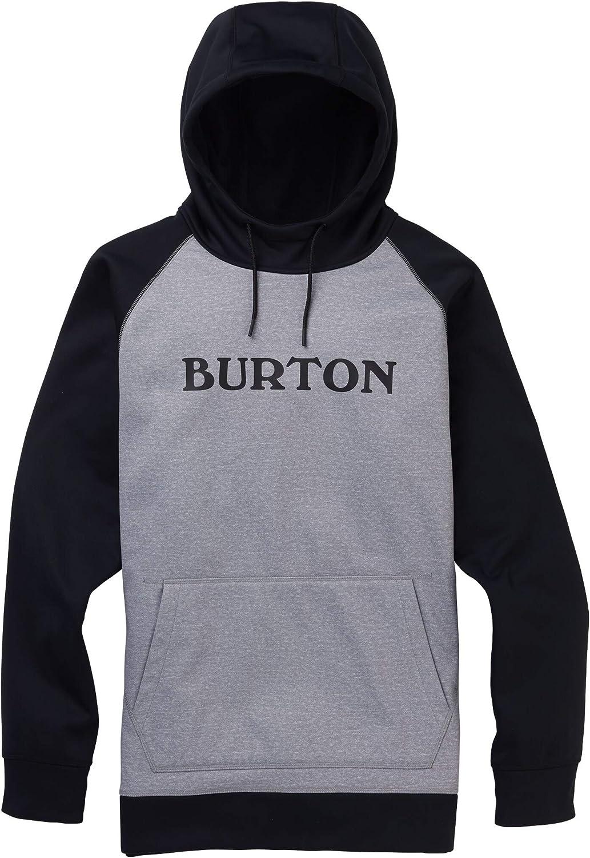 Burton Men's Crown Bonded Pullover Hoodie
