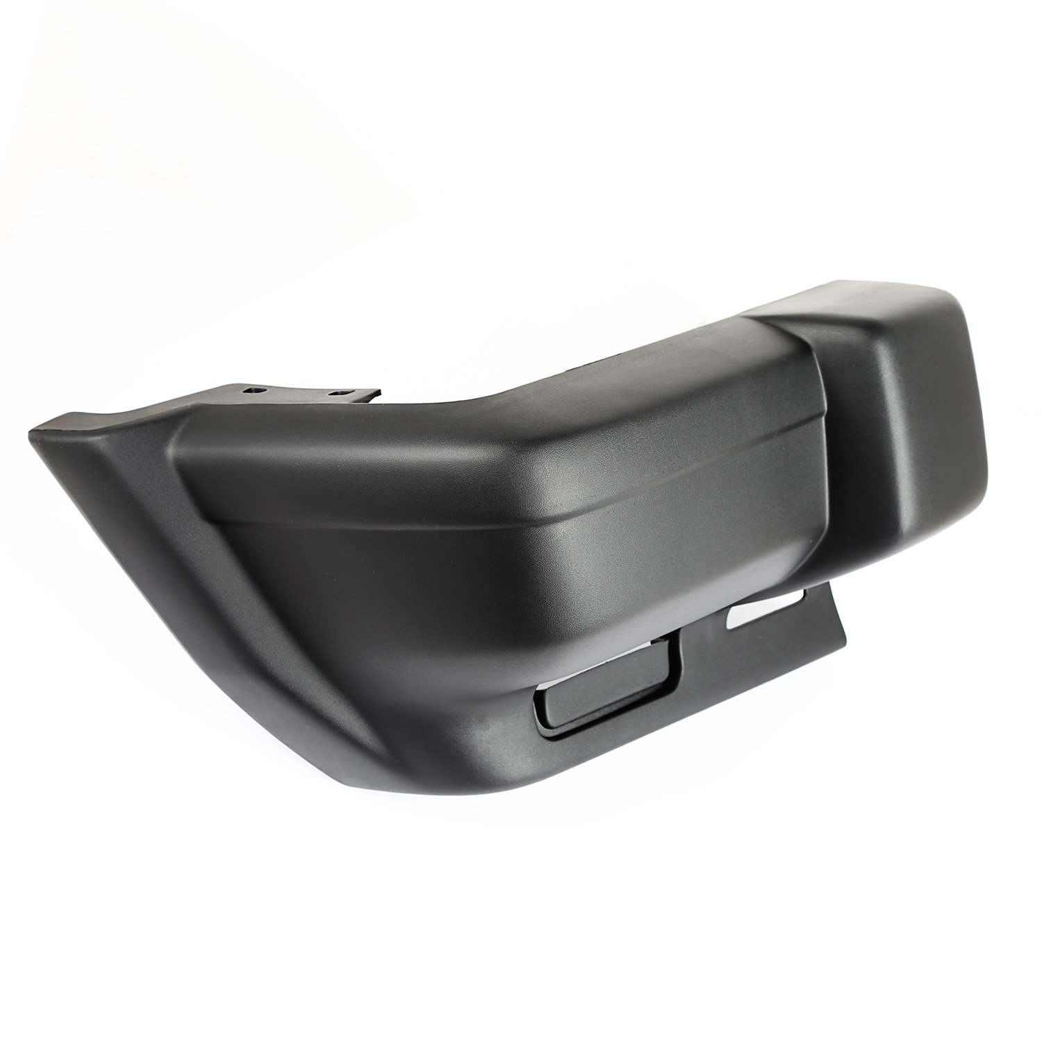 Omix-ADA 12035.63 Black Right Front Bumper End for Jeep Cherokee XJ