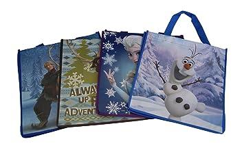 Disney Frozen bolsa bolsas reutilizable princesa Anna Elsa ...