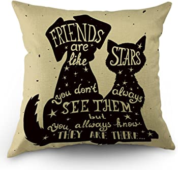 Best Friend Pillows