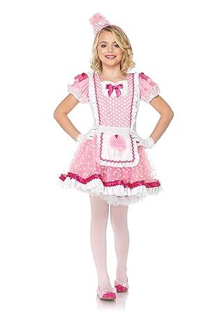 Leg Avenue - Disfraz de enfermera para niña, talla L (C4819403005 ...