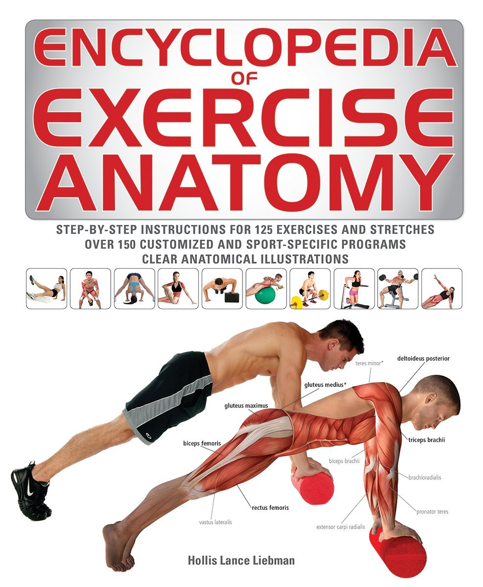 Encyclopedia of Exercise Anatomy (Anatomy of) by Firefly Books