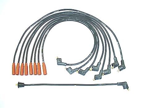Accel 128038 ProConnect OEM de repuesto recto para bujías Cables Juego de piezas