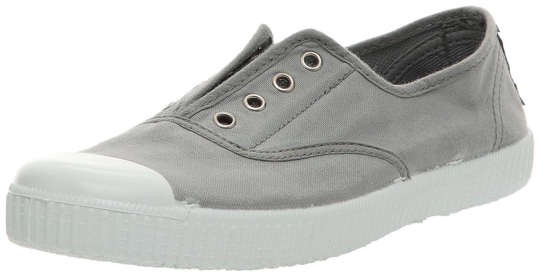 Victoria Women's Inglesa Elastico Fashion Sneaker B00C1ET1E4 35 M EU/5 M US|Gris