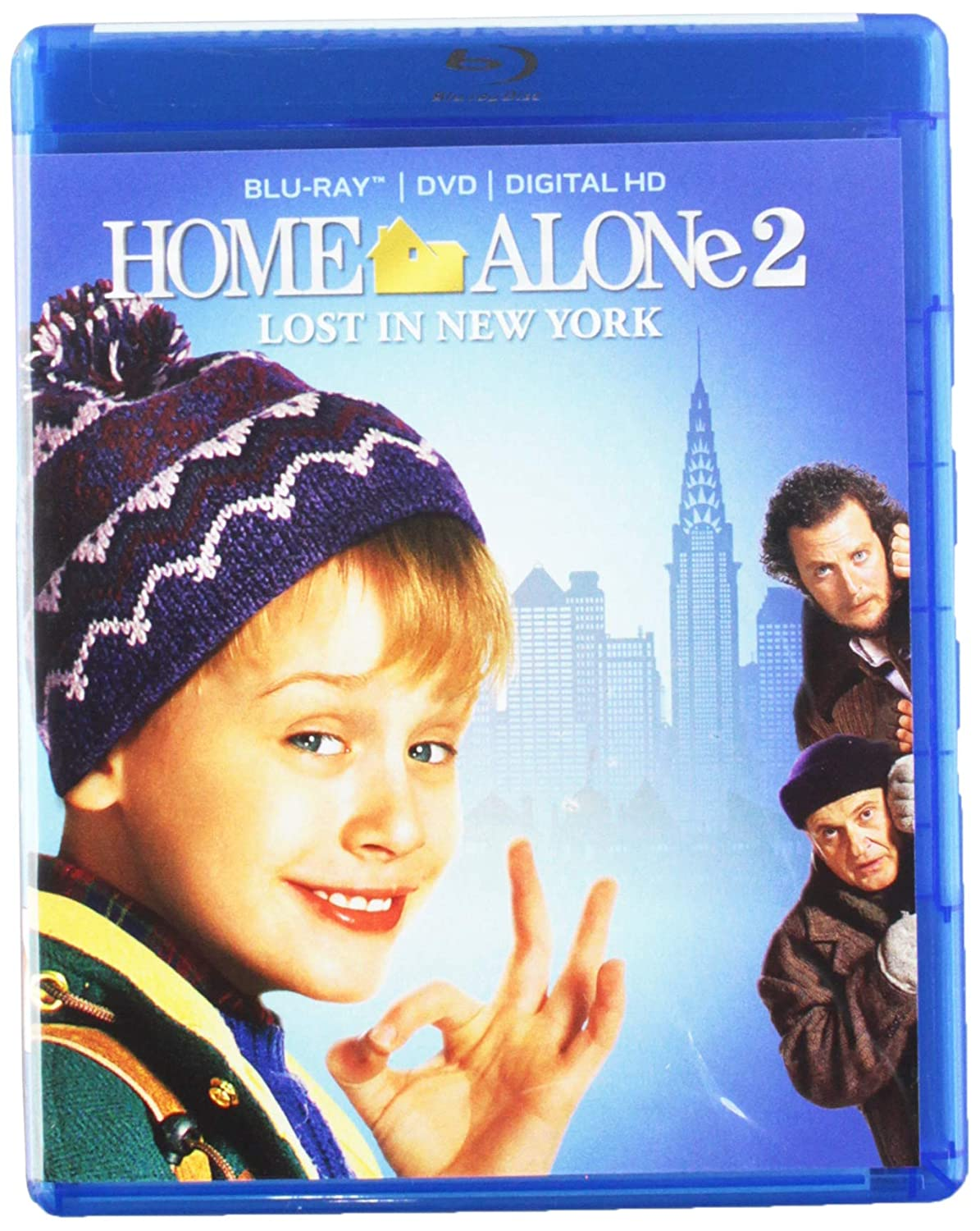Home Alone 2: Lost in New York [Blu-ray]