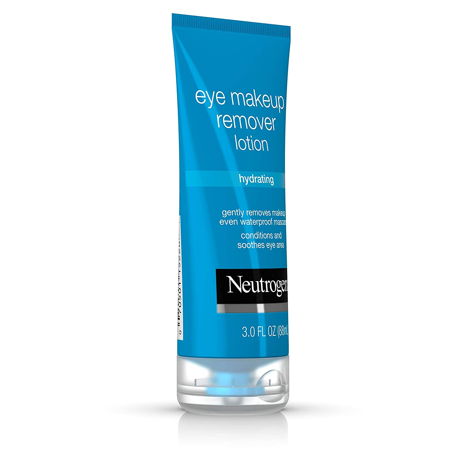 2f4ab315afd Amazon.com : Neutrogena Hydrating Eye Makeup Remover Lotion, 3 Oz. : Beauty