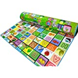 Tapete Infantil Dobrável Térmico Dupla Face 1,20 X 1,80 Cor:Colorido