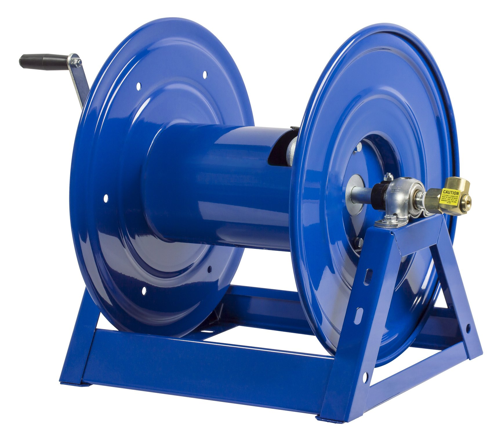 Coxreels 1125-4-100 Steel Hand Crank Hose Reel, 1/2'' Hose I.D., 100' Hose Capacity, 3,000 PSI, without Hose, Made in USA by Coxreels (Image #5)