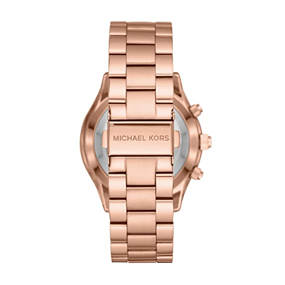 Amazon.com: Michael Kors Access MKT4005 Ladies Slim Runway Smartwatch: Watches