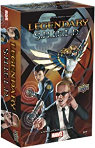 Legendary: MCU: S.H.I.E.L.D.