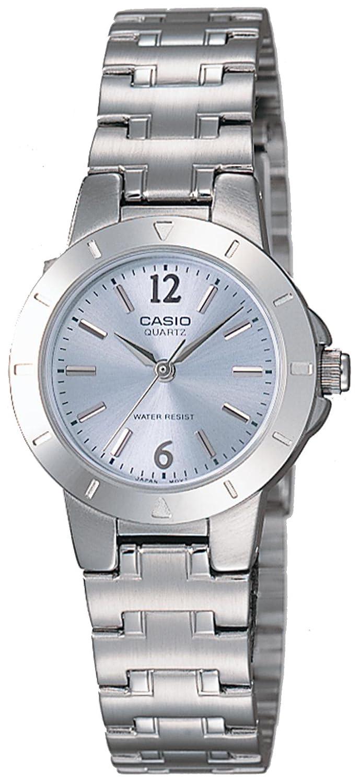 CASIO 腕時計 スタンダード LTP-1177A-2AJF レディース