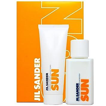 Jil Sander Sun Woman Eau de Toilette Spray 75 ml und Hair