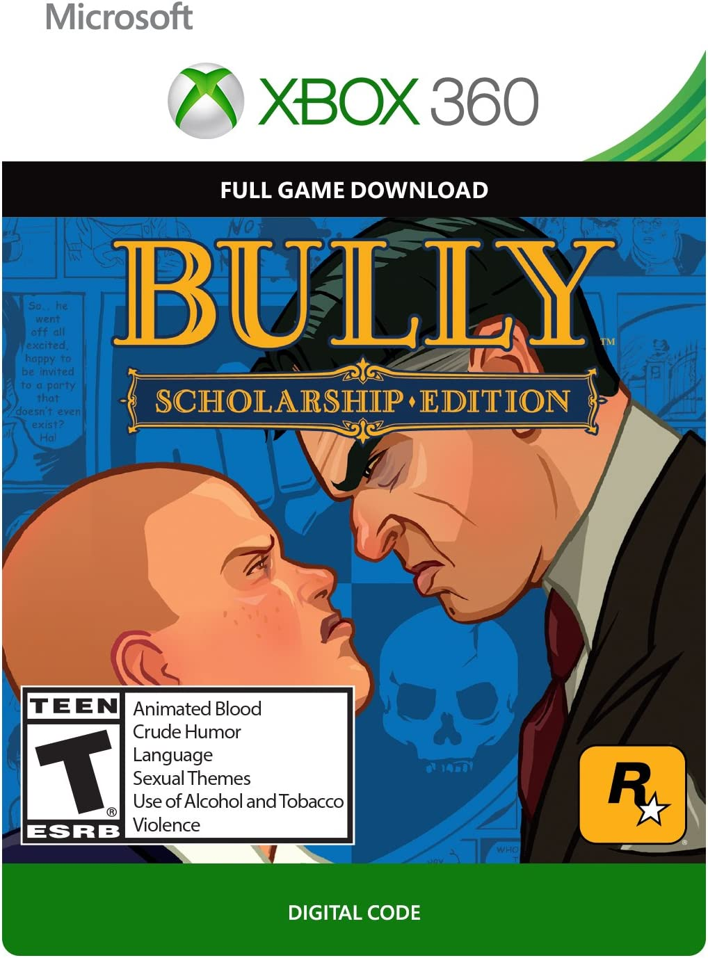 Amazon com: Bully: Scholarship Edition [Download]: Video Games