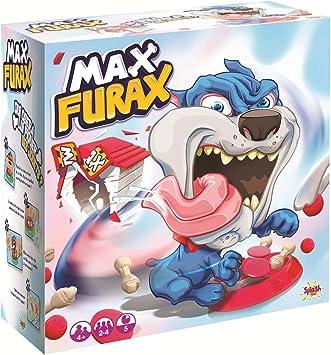 Splash Toys 30101 - Juego MAX Furax: Amazon.es: Juguetes y juegos