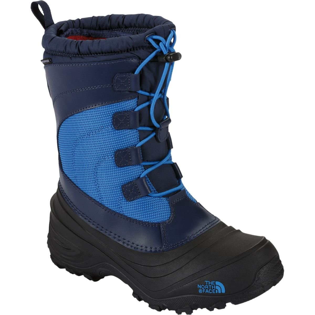 The North Face Alpenglow Iv B01MTR36QR 5 M US Boys|Egyptian Blue/Blizzard Blue