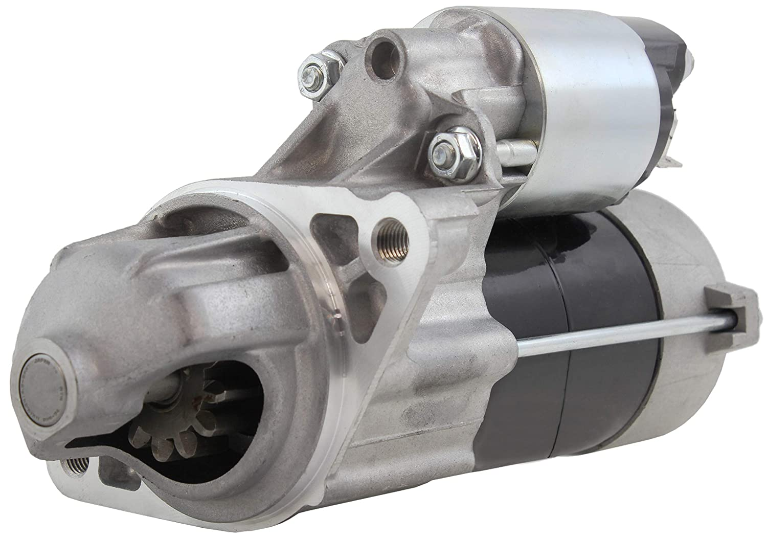 Amazon com: New Starter Motor for 3 Cyl Diesel Iseki Engines