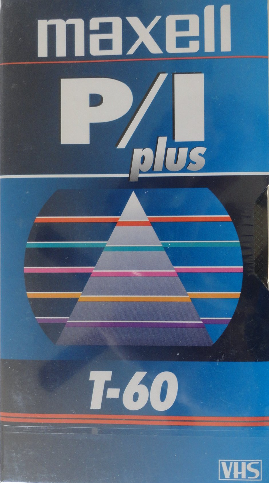 MAXELL T-60 PLUS Professional VHS tape - 10 Pack by Maxell