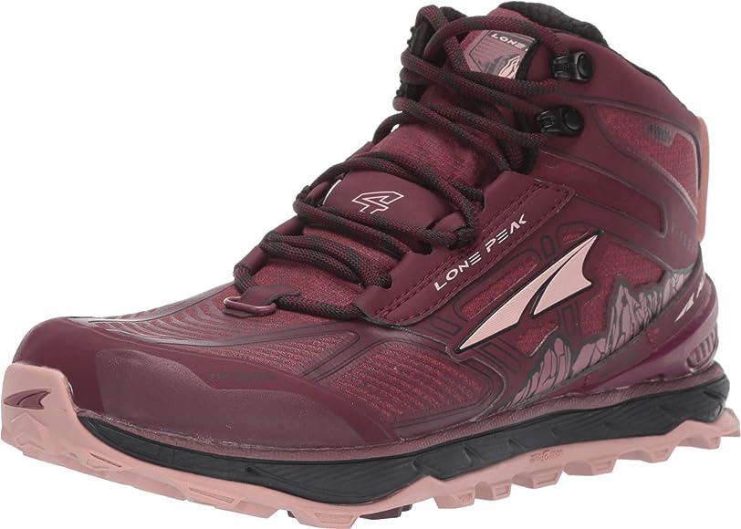 Lone Peak 4 Mid RSM Trail Running Shoe