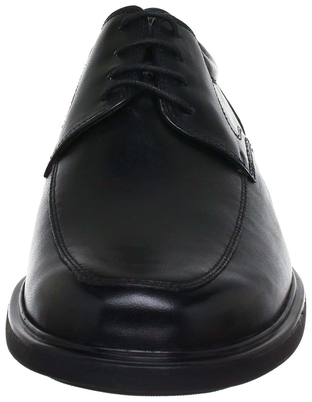 Petru, Chaussures de ville homme - Noir (Nappa Schwartz), 41 EU (7.5 UK)Sioux