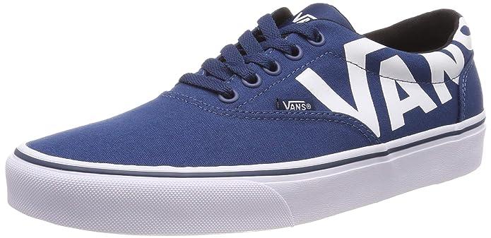 Vans Herren Doheny Big Logo Sneaker Blau Sailor Blue