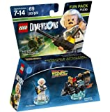 LEGO Dimensions - Fun Pack - Doc Brown