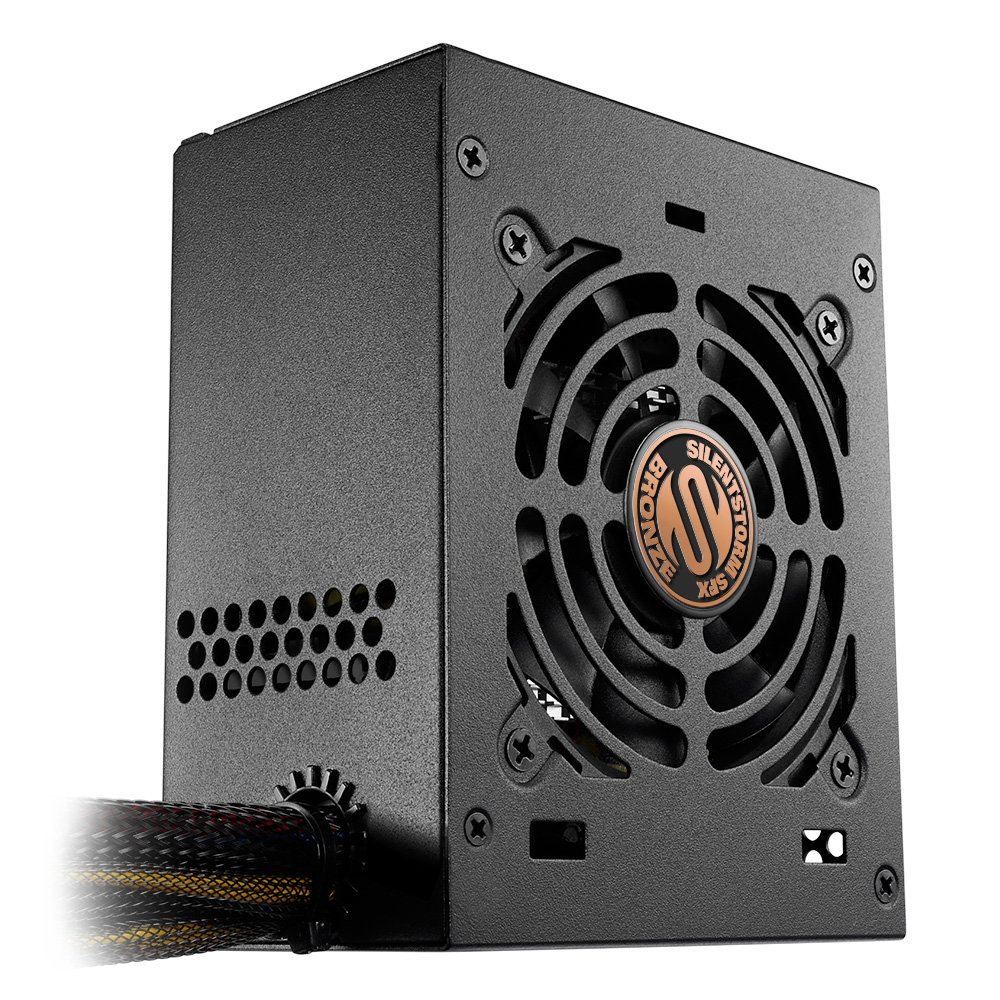 Sharkoon SilentStorm SFX Bronze PC-Netzteil: Amazon.de: Computer ...