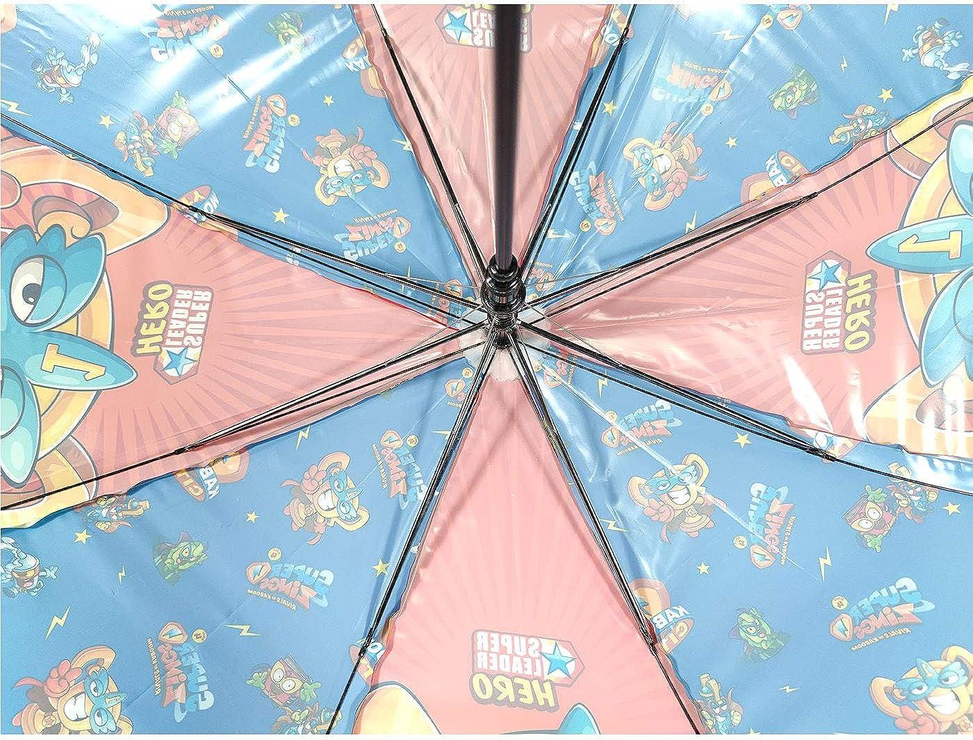 68 cm Blue Superzings Automatic Childrens Umbrella Superthings Secret Spies Children/'s Umbrella