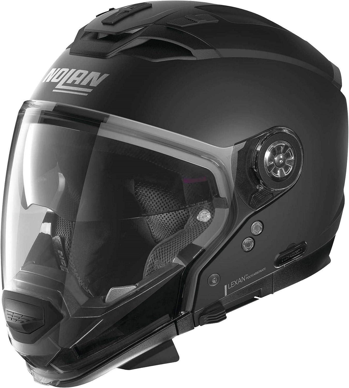 Nolan Helmets N70-2 GT Flat BLK MD