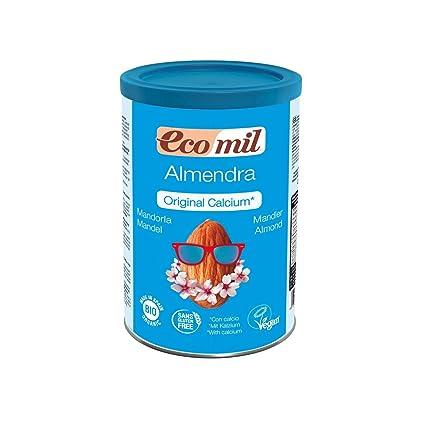 Bebida de Almendra (con Calcio) 400 gr de Ecomil