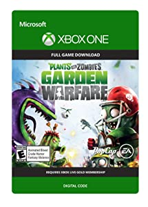 Plants vs Zombies Garden Warfare - Xbox One Digital Code