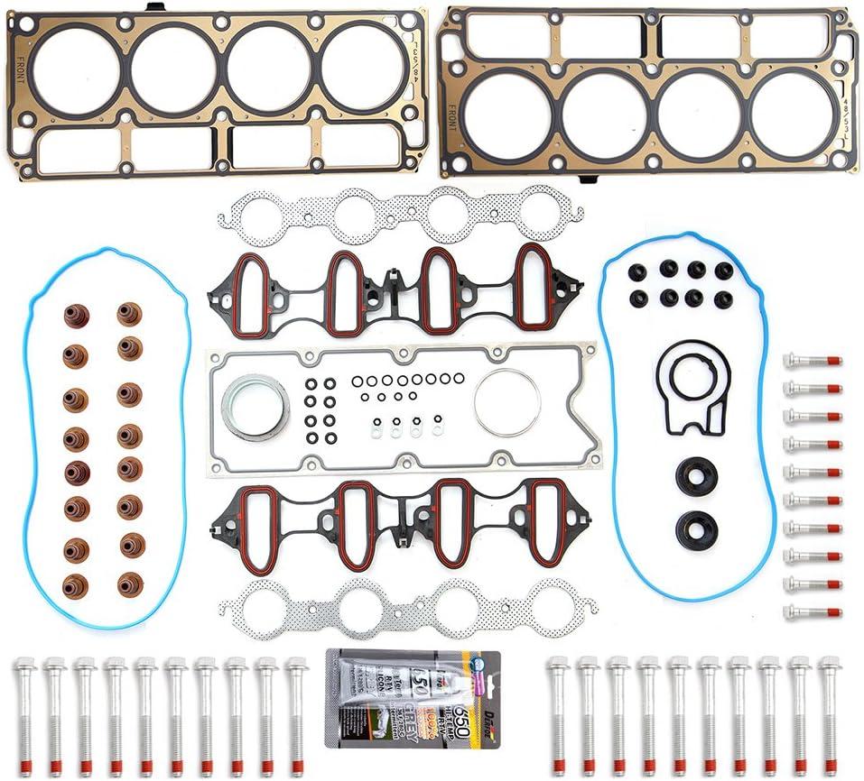 Dorman Exhaust Manifold Hardware Kit for Chevy GMC Buick Cadillac Hummer Isuzu