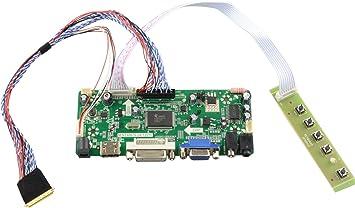 HDMI+DVI+VGA+AUDIO LCD Controller Board kit For LG LP173WD1-TLA1 LP173WD1 TL A1