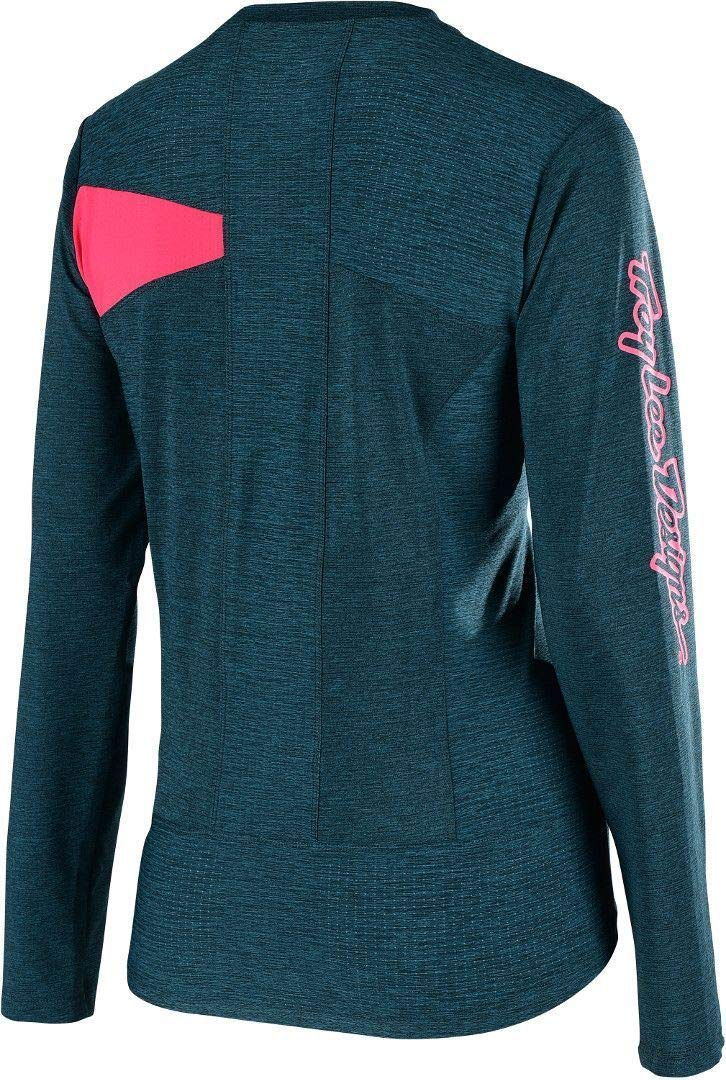 Troy Lee Designs Skyline L//S Solid Womens Off-Road BMX Cycling Jersey