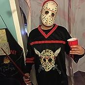 """Amazon.com: Disfraz de Jason de la película """" ..."""
