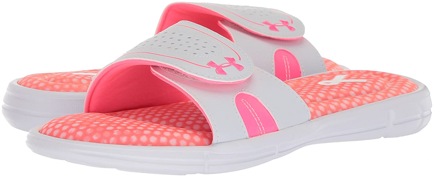 e7c7b05a83aa Under Armour Women s Power in Pink Ignite VIII Slide Sandal
