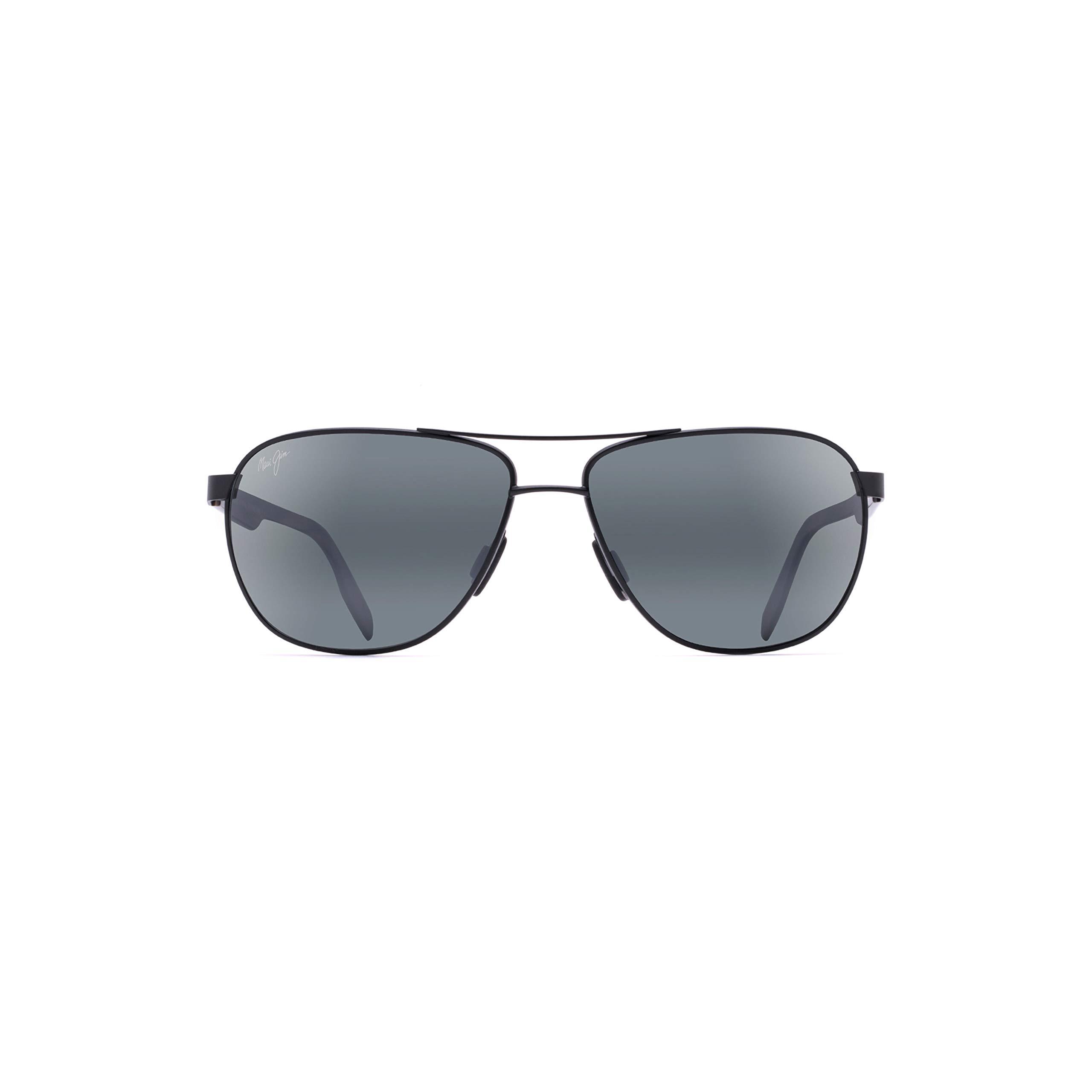 Maui Jim Sunglasses | Castles 728 | Aviator Frame, with Patented PolarizedPlus2 Lens Technology by Maui Jim