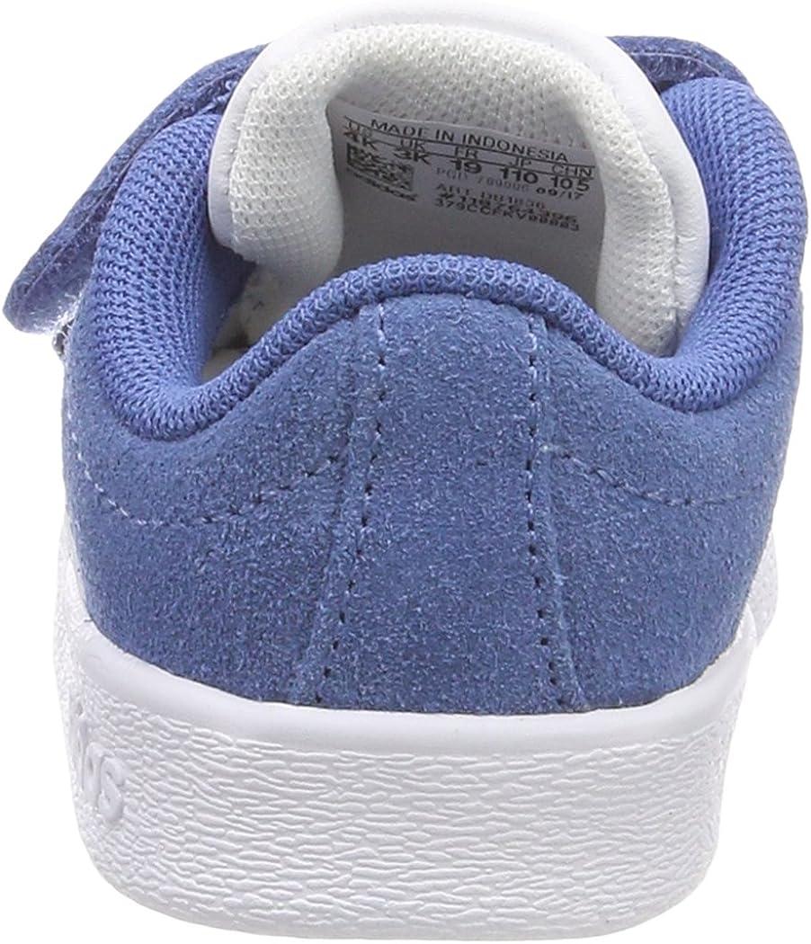 Zapatillas de Deporte Unisex Ni/ños adidas VL Court 2.0 CMF I