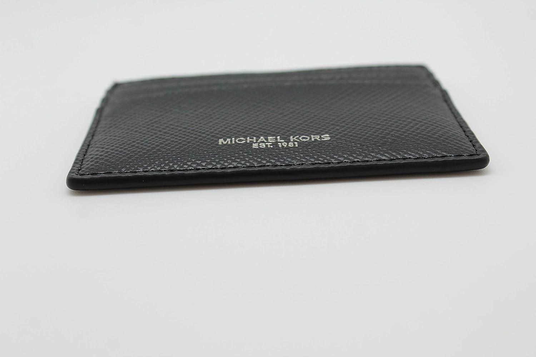 Michael Kors Men's Harrison Tall Credit Card Case Wallet