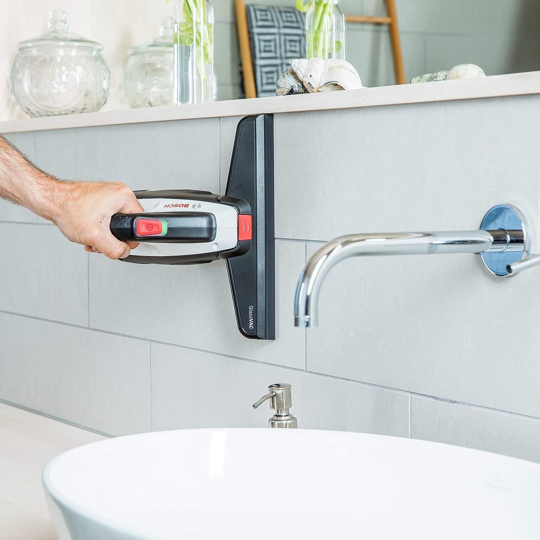 Bosch GlassVAC Solo - Limpiador de cristales a batería sin accesorios (3.6 V, 2.0 Ah, batería incluida): Amazon.es: Bricolaje y herramientas