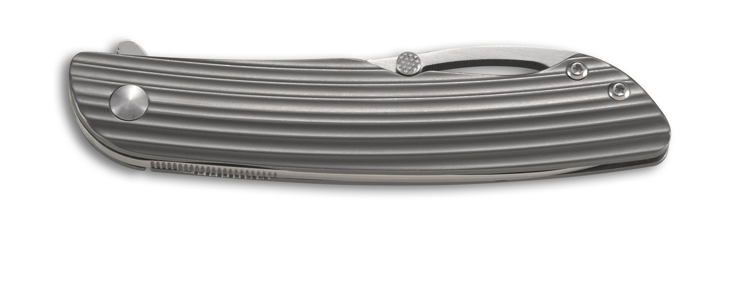 CRKT Swindle EDC Folding Pocket Knife: Gentleman Everyday Carry, Satin Blade, IKBS Ball Bearing Pivot, Locking Liner, Grooved Handle, Tensioned Pocket Clip K241XXP