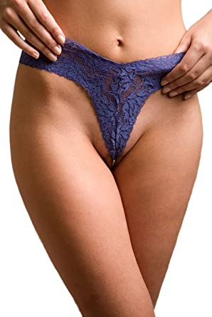 d720fd1eb5 Bracli Picos V Shaped Pearl Thong Panty  Amazon.co.uk  Clothing
