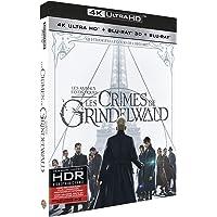 Les Animaux fantastiques : Les Crimes de Grindelwald [4K Ultra HD Édition boîtier SteelBook limitée] [4K Ultra HD Édition boîtier SteelBook limitée]