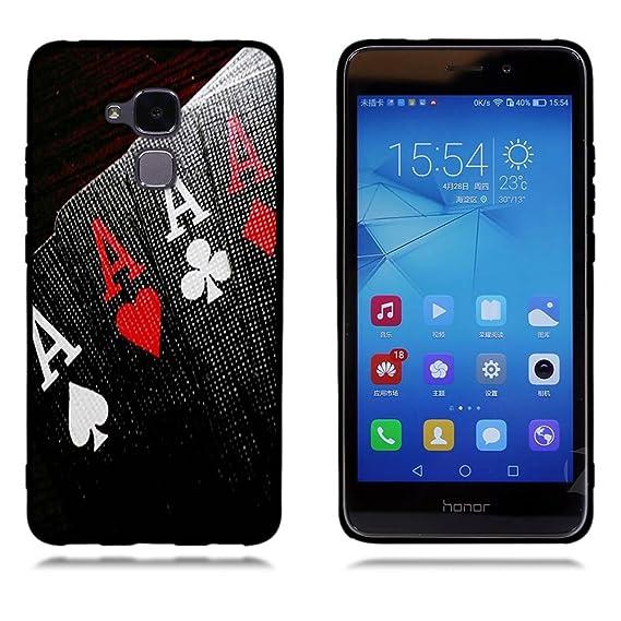 buy online 50d2a 9f9e4 Amazon.com: Huawei Honor 5C Case, Huawei Honor 7 Lite Case, Huawei ...