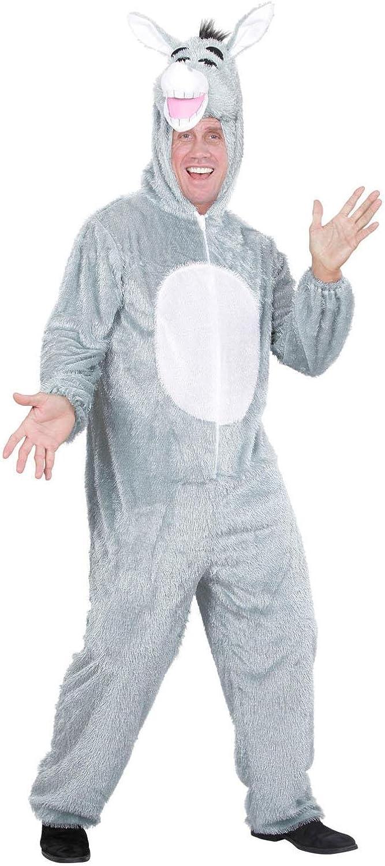 WIDMANN Widman - Disfraz de burro para mujer, talla L (9974B)