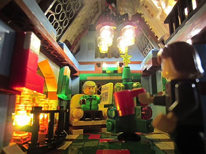 Brickstuff pico led effetto della luce starter kit per lego modello